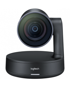 LOGITECH Rally Camera - BLACK - USB - PLUGG - EMEA