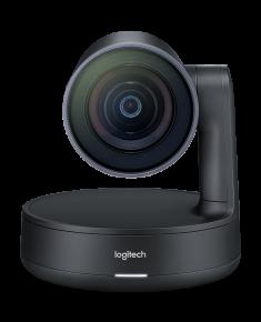 LOGITECH Rally Camera - BLACK - USB - PLUGG - EMEA