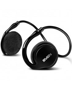 Wireless Bluetooth stereo headphones with microphone SVEN AP-B250MV, black, SV-013028