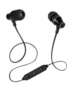 Wireless In-ear stereo earbuds with microphone SVEN E-225B, black, SV-016791