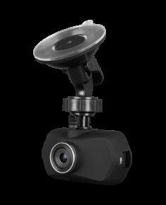 Car Video Recorder PRESTIGIO RoadRunner 140 (FHD 1920x1080@25fps, 1.5 inch screen, NT96223, 1 MP CMOS H42 image sensor, 12 MP camera, 110° Viewing Angle, Micro USB, 4x zoom, 200 mAh, Motion Detection, G-sensor, Cyclic Recording, Black, Plastic)