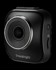 Car Video Recorder PRESTIGIO RoadRunner 523 (FHD 1920x1080@30fps, HD 1280x720@60fps 2.0 inch screen, 3 MP CMOS image sensor, 4 MP camera, 130° Viewing Angle, Micro USB, 320 mAh, Motion Detection, G-sensor, Cyclic Recording, Time Lapse Mode 1fps, Black, Plastic)