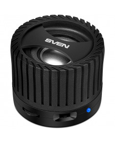 Bluetooth speaker SVEN PS-40BL, black (3W, Bluetooth, microSD, FM)