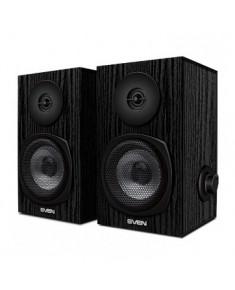2.0 speakers SVEN SPS-575, black, USB, power output 2x3W (RMS)