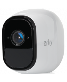 Arlo Pro Wire-Free HD Security Camera (1-camera system)The world's first and only 100% wire-free, weatherproof, rechargeable HD smart security camera with audio and 130° viewing angle.