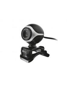 CAMERA WEBCAM USB2 EXIS/BLACK/SILVER 17003 TRUST