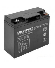 BATTERY 12V 17AH VRLA/EP17-12 EUROPOWER EMU
