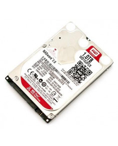 """HDD WESTERN DIGITAL Red 1TB SATA 3.0 16 MB IntelliPower rpm 2,5"""" Thickness 9.5mm WD10JFCX"""