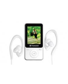 MP3 PLAYER 8GB WHITE/TS8GMP710W TRANSCEND