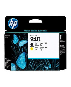 PRINTER ACC PRINTHEAD 940//BLACK&YELLOW C4900A HP