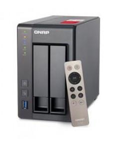 NAS STORAGE TOWER 2BAY 2GB/TS-251+-2G QNAP