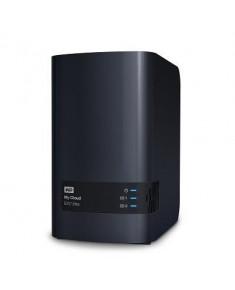 NAS STORAGE COMPACT 2BAY/4TB WDBVBZ0040JCH-EESN WDC