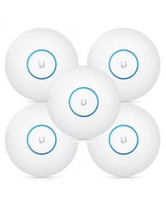Access Point UBIQUITI 1300 Mbps IEEE 802.11a IEEE 802.11b IEEE 802.11g IEEE 802.11n IEEE 802.11ac 1xUSB 2.0 2xRJ45 Number of antennas 3 UAP-AC-PRO-5