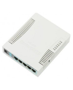 Access Point|MIKROTIK|IEEE 802.11b|IEEE 802.11g|IEEE 802.11n|1xUSB 2.0|5x10/100/1000M|RB951G-2HND