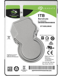 HDD|SEAGATE|Barracuda|1TB|SATA 3.0|128 MB|5400 rpm|2,5"