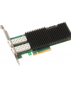 NET CARD PCIE 25GB DUAL PORT/XXV710-DA2 XXV710DA2BLK INTEL