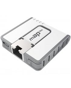 Access Point|MIKROTIK|IEEE 802.11 b/g|IEEE 802.11n|1x10/100M|RBMAPL-2ND