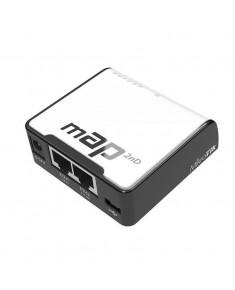Access Point|MIKROTIK|IEEE 802.3af|IEEE 802.3at|IEEE 802.11 b/g|IEEE 802.11n|2x10Base-T / 100Base-TX|RBMAP2ND