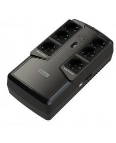 UPS MUSTEK 400 Watts 800 VA Wave form type Simulated sinewave Offline 800-LED-OFF-T10