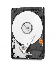 HDD|WESTERN DIGITAL|Blue|2TB|SATA 3.0|128 MB|5400 rpm|2,5"