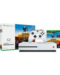 CONSOLE XBOX ONE S 1TB WHITE/GAME PUBG MICROSOFT
