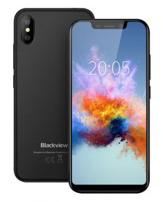 MOBILE PHONE A30/BLACK BLACKVIEW
