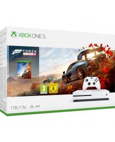 CONSOLE XBOX ONE S 1TB/GAME FORZA HORIZON 4 MICROSOFT