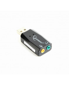 SOUND CARD USB EXT. VIRTUS/PLUS SC-USB2.0-01 GEMBIRD