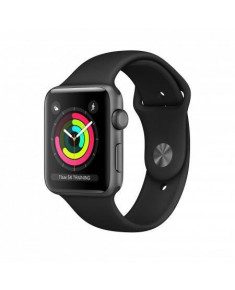 SMARTWATCH SERIES3 42MM ALUMIN/GREY/BLACK SPORT MTF32 APPLE