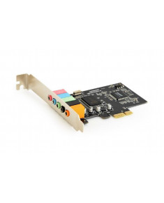 SOUND CARD PCIE 5.1/SC-5.1-4 GEMBIRD