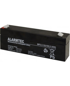 BATTERY 12V 2.3AH VRLA/BP2.3-12 ALARMTEC EMU