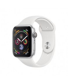 SMARTWATCH SERIES4 44MM ALUMIN/SILVER/WHITE SPORT MU6A2 APPLE