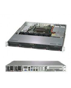 SERVER SYSTEM 1U SATA/SYS-5019C-MR SUPERMICRO