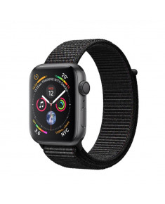 SMARTWATCH SERIES4 40MM ALUMIN/GREY/BLACK SPORT MU672 APPLE