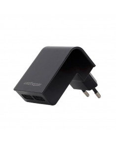 CHARGER USB UNIVERSAL BLACK/2PORT EG-U2C2A-02 GEMBIRD