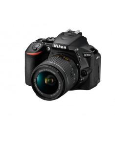 CAMERA DSLR 24MP D5600 BLK KIT/W/18-55MM VR VBA500K0016 NIKON