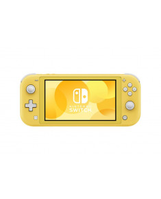 CONSOLE SWITCH LITE/YELLOW 2789302 NINTENDO
