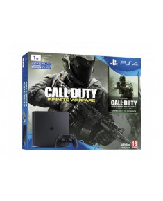 PLAYSTATION 4 CONSOLE 1TB SLIM/2XDUALSHOCK+ CALL OF DUTY SONY