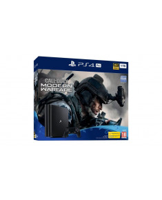 PLAYSTATION 4 CONSOLE 1TB PRO//CALL OF DUTY SONY