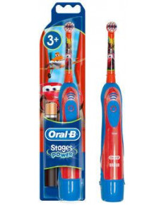 ELECTRIC TOOTHBRUSH CARS/DB 4.510K BRAUN