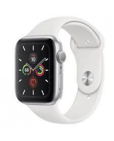 SMARTWATCH SERIES5 44MM/SILVER/WHITE MWVD2VR/A APPLE