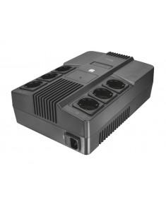 UPS|TRUST|800 VA|Wave form type Simulated sinewave|Desktop/pedestal|23326