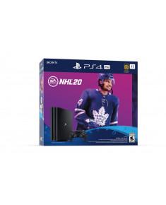 PLAYSTATION 4 CONSOLE 1TB PRO/BLACK /NHL20 CUH-7216B SONY