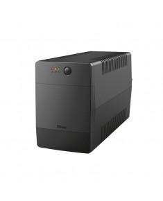 UPS|TRUST|900 Watts|1500 VA|Wave form type Simulated sinewave|Desktop/pedestal|23505