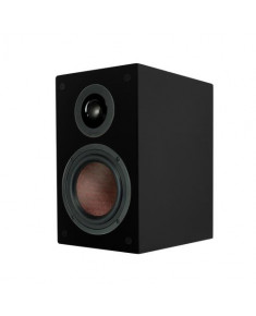 SPEAKER BOOKSHELF BLACK/B23-BOOKSHELF-BK TRUAUDIO