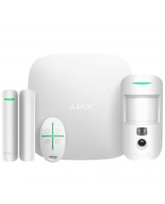 ALARM SECURITY STARTERKIT CAM/WHITE 20293 AJAX