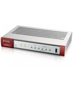 ZYXEL VPN FIREWALL APPLIANCE 5 GE COPPER/1 SFP, 800 MBIT/S FIREWALL THROUGHPUT, 50 IPSEC VPN TUNNELS