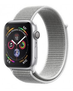 APPLE WATCH SER.4 40MM SILVER, LOOP SEASHELL