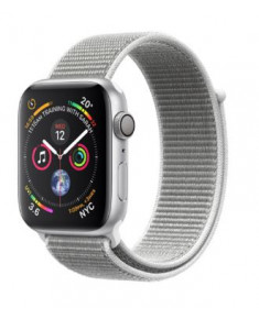 APPLE WATCH SER.4 44MM SILVER, LOOP SEASHELL