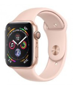 APPLE WATCH SER.4 44MM GOLD, BAND PINK